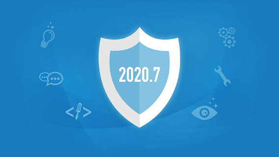 New in 2020.7 - New RDP attack alerts and new notifications system