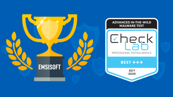 EMSISOFT CHECKLAB JULY 2020