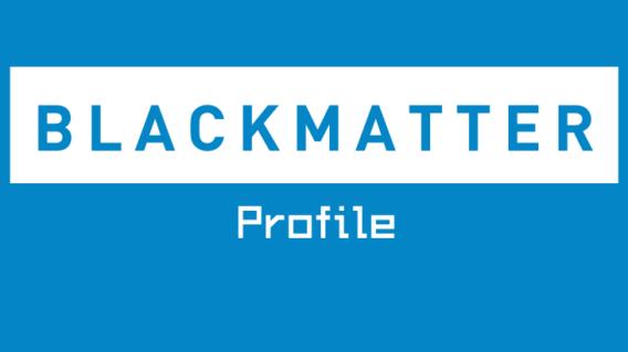 Blackmatter profile - blog